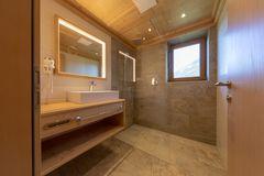 Geräumiges Badezimmer, © becknaphoto