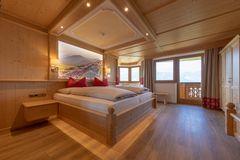 Doppelzimmer der Tannenalm, © becknaphoto
