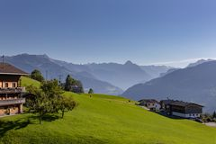 Blick in die Berge, © becknaphoto